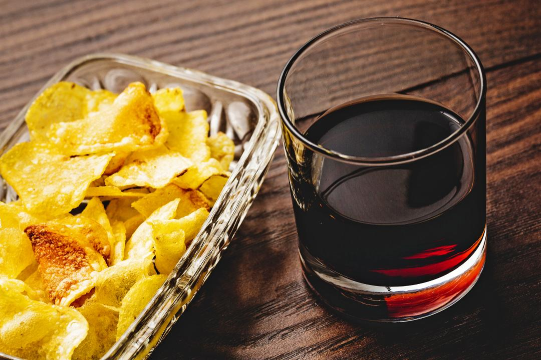 How To Pair Wine With Potato Chips Food Wine