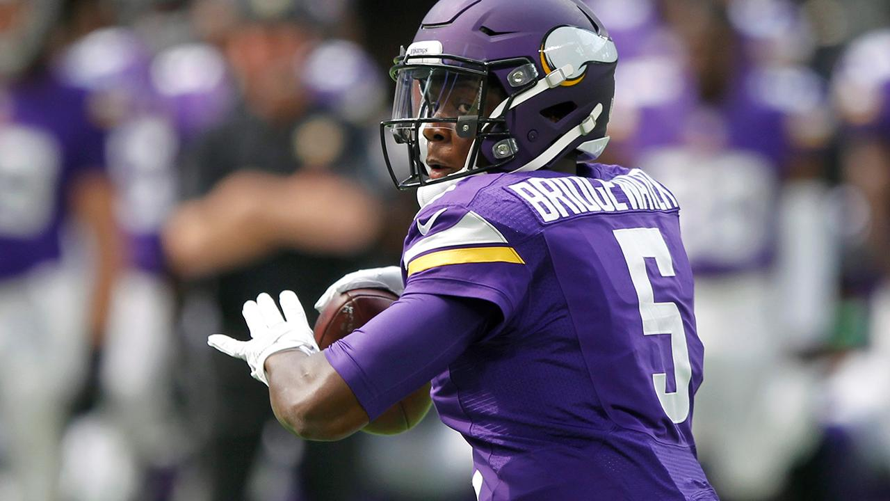 Teddy bridgewater injury update vikings expect qb to miss 2017 too report says sporting news - Teddy Bridgewater Injury Update Vikings Expect Qb To Miss 2017 Too Report Says Sporting News 16