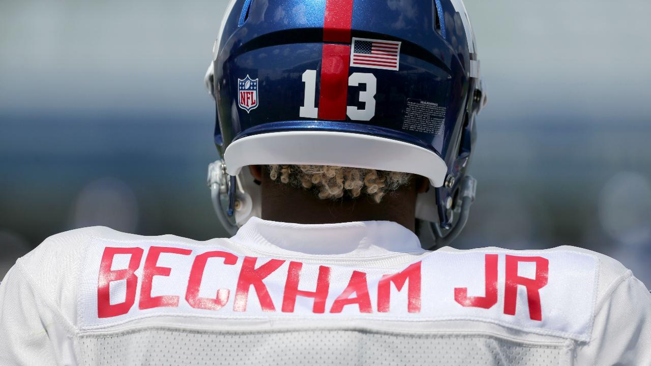 caa77445984 Odell Beckham cleats criticize ESPN
