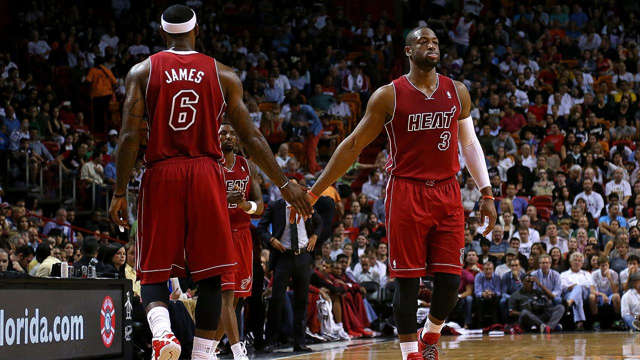 d74107725bcc Can Dwyane Wade Fill Kyrie s Void for Cavaliers