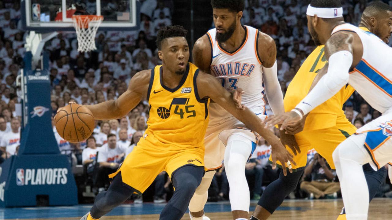 930ec1dd0 Los Angeles Lakers  Paul George praises the Oklahoma City Thunder