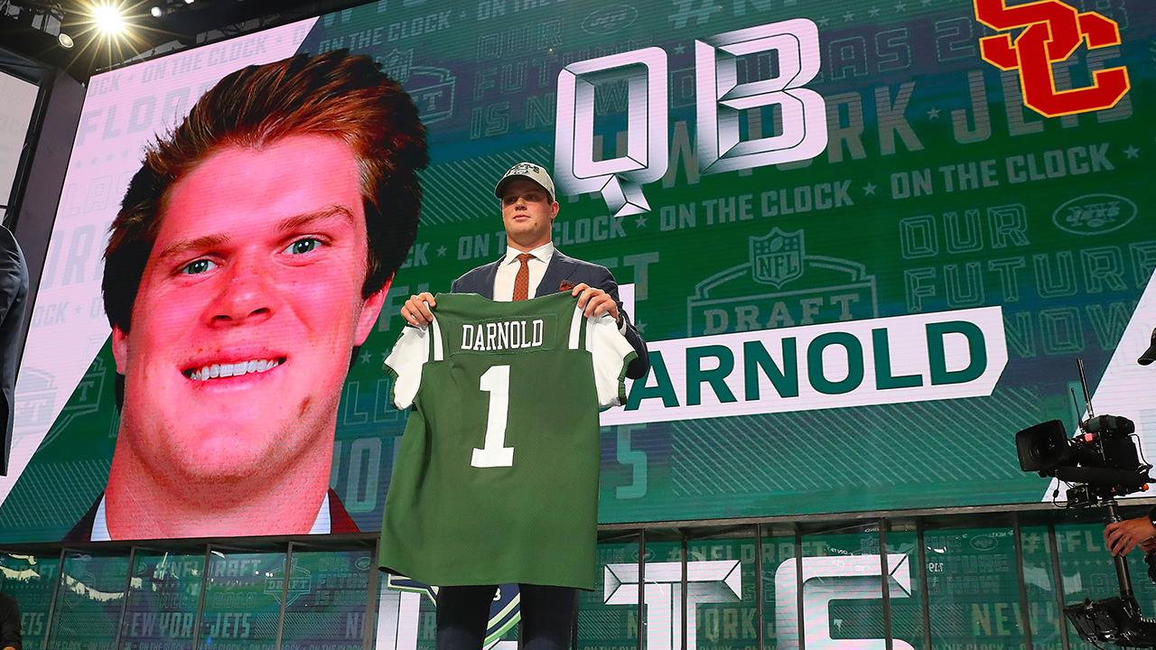 Nfl Draft 2018 How The Jets Scouted And Landed Sam Darnold