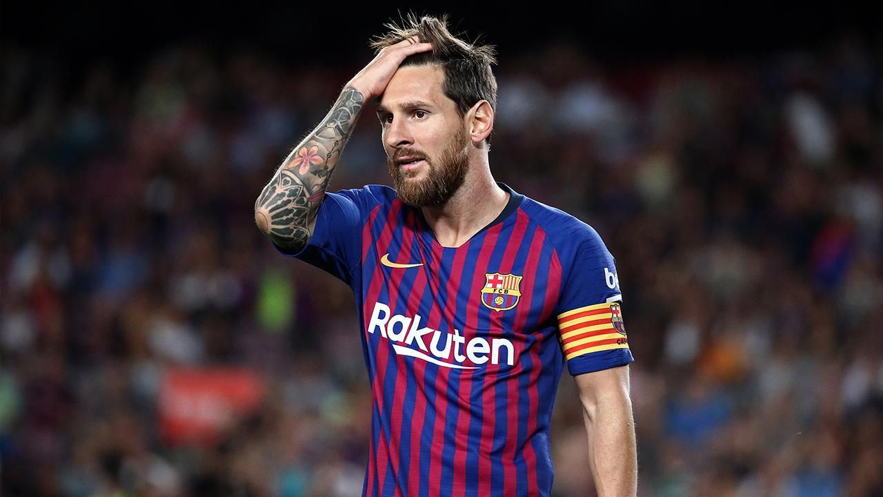 Image result for Lionel Messi looks to drive Barcelona core member out of the team valverde