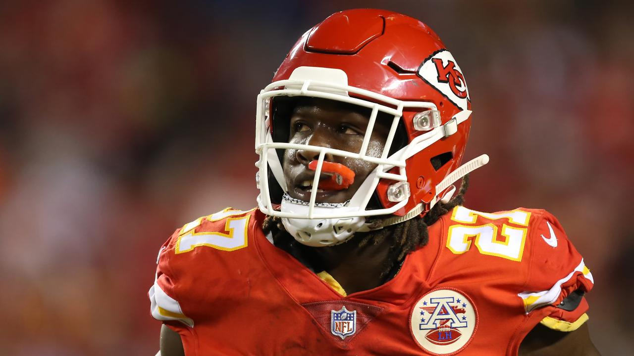 a1ee2f7b186 Kansas City Chiefs have strong running back in Spencer Ware