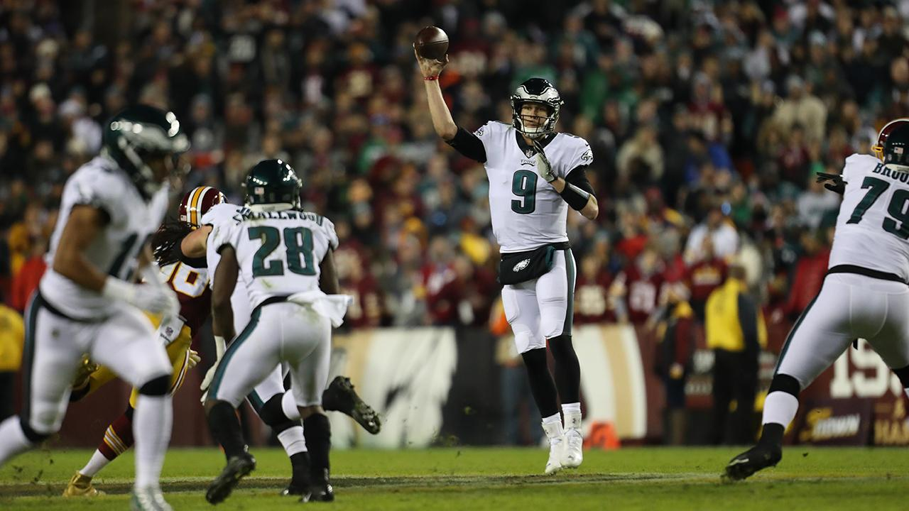 d57e7ab98a9 You ve got to see this Philadelphia Eagles playoff hype video