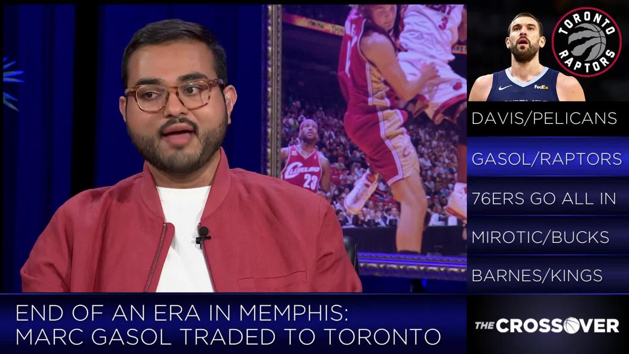 fd0e969bebb7 Marc Gasol Absolutely Deserves Jersey Retirement By Memphis Grizzlies