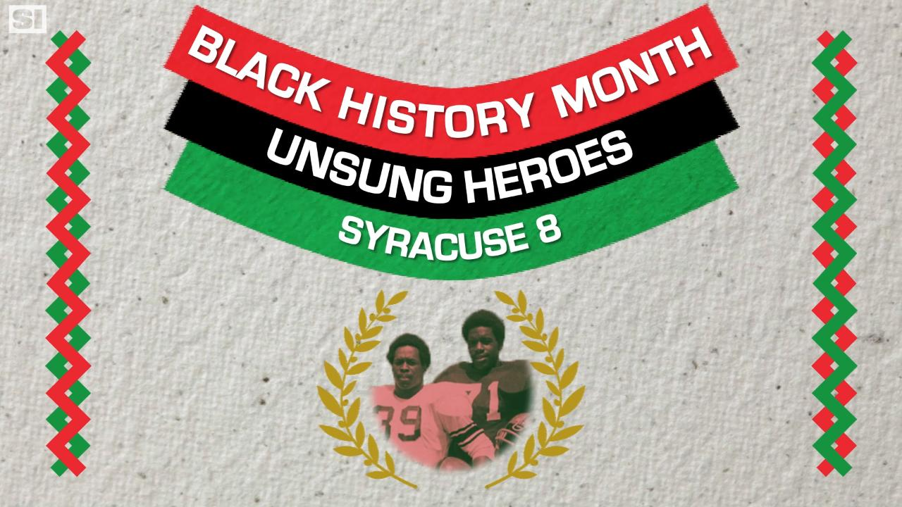 Unsung Heroes: The Syracuse 8 Risked Their Careers to Take a Stand for  Equality