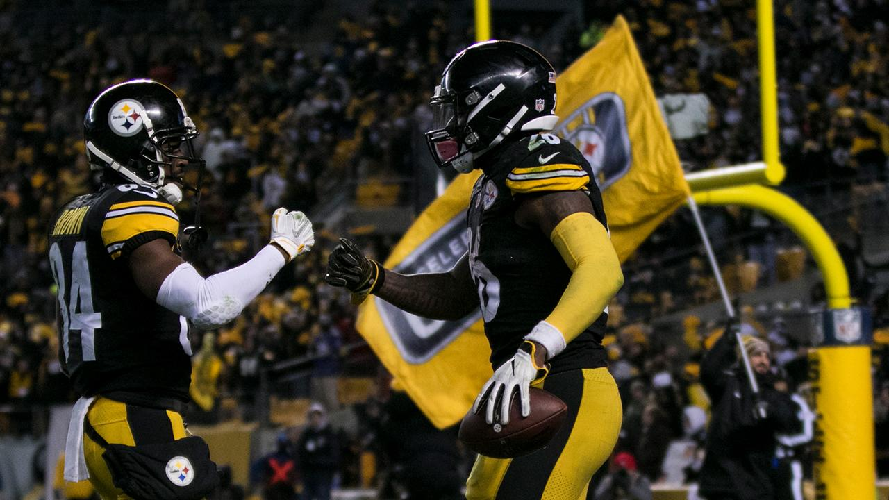 best service db3a1 bc747 Pittsburgh Steelers sign Mark Barron: Grade, reaction and more