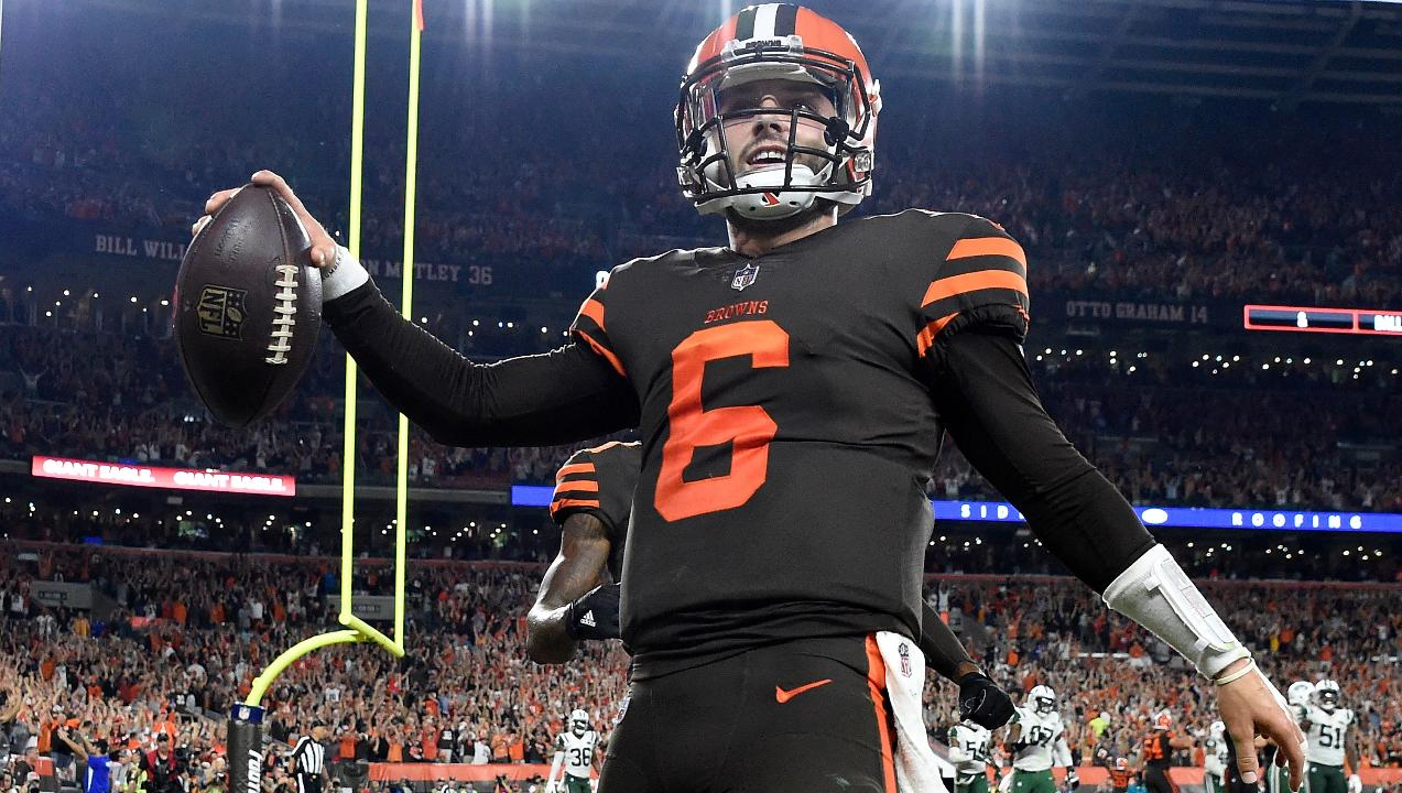 Did The Browns Already Win The Nfl Offseason