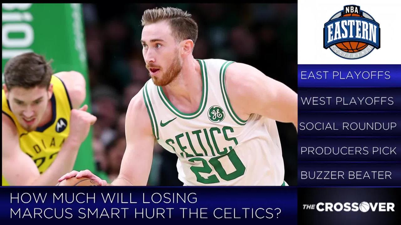 The forward battle in Pacers-Celtics is going to be tough