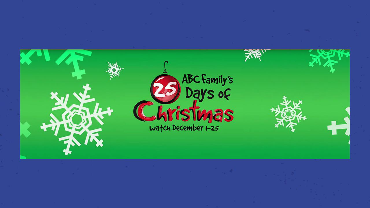 ABC Family unveils full schedule for 25 Days of Christmas | EW com