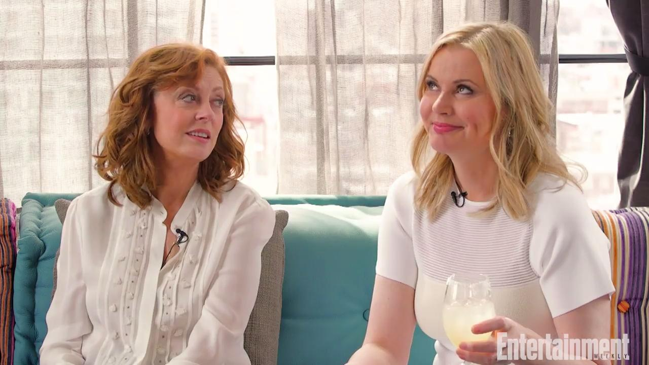 Geena Davis Cameltoe with thelma & louise': geena davis on her famous sex scene with