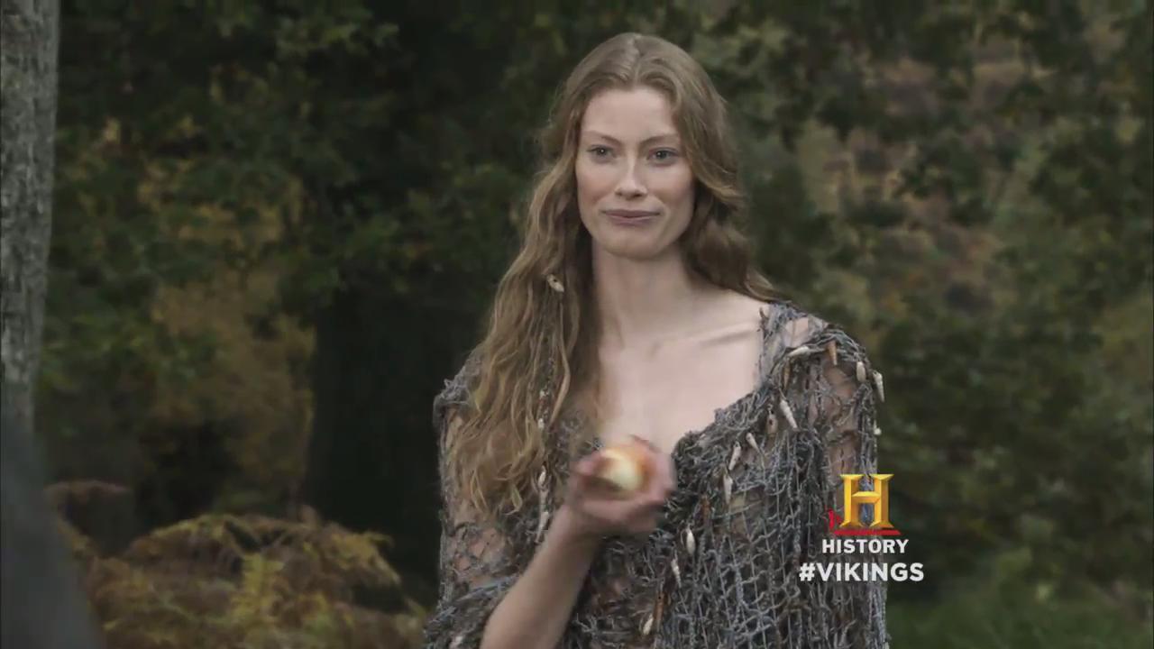 Vikings Ragnar Meets Princess Auslag