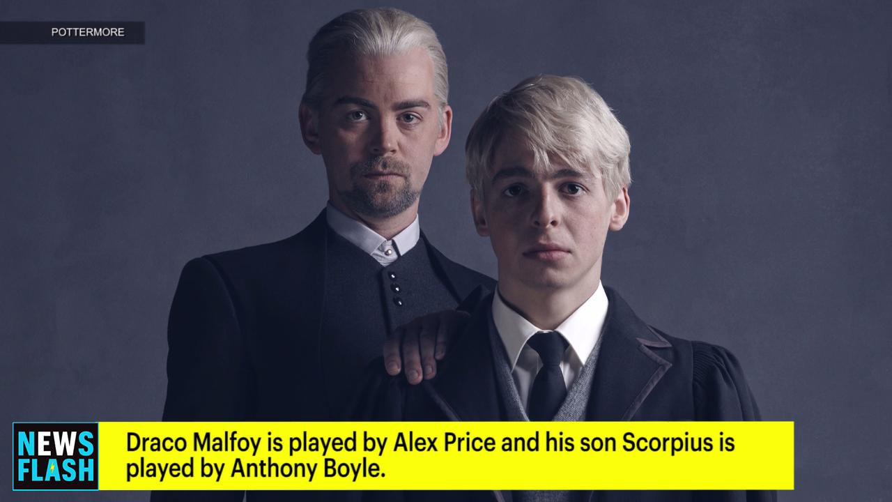 Harry Potter and the Cursed Child: Meet the Malfoys