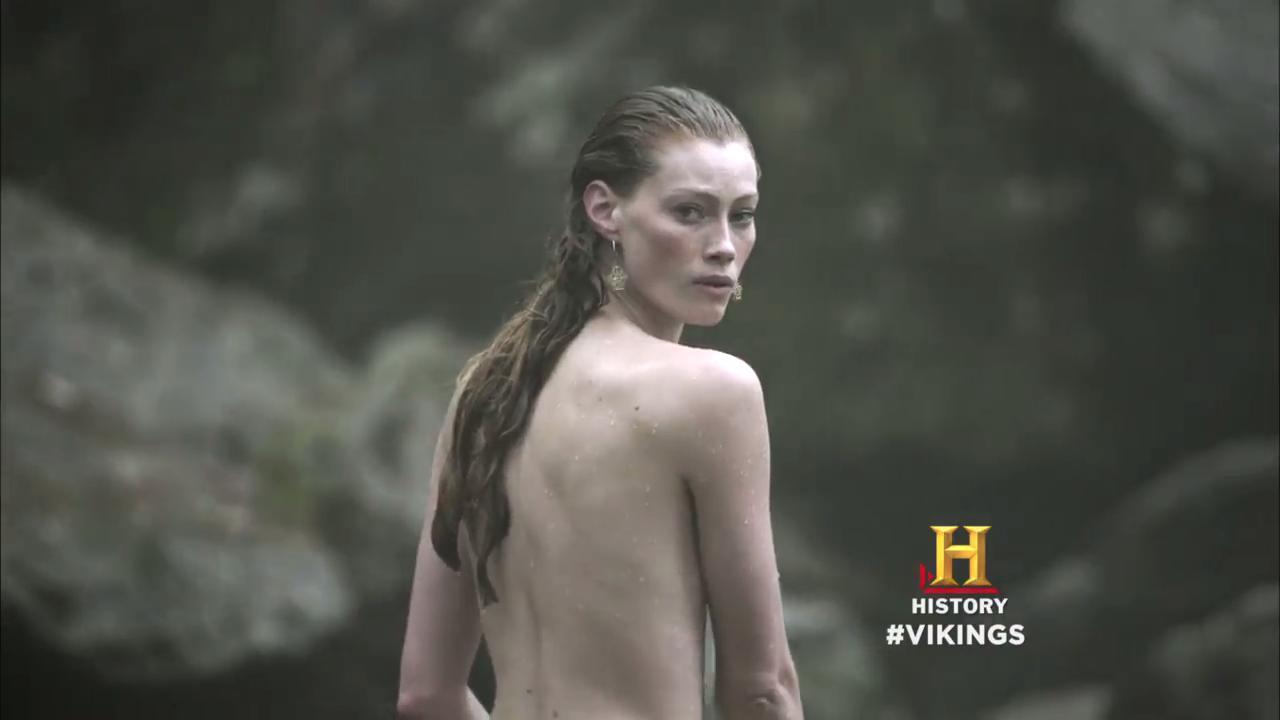 Vikings Auslag At The Waterfall