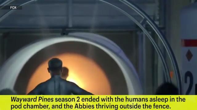 Wayward Pines EP explains that season 2 finale scene