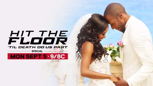 Vh1 S Hit The Floor Wedding Special Trailer Released Ew Com