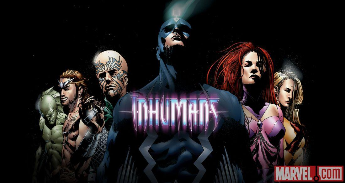 Image result for First look: Marvel's Inhumans come to life — finally