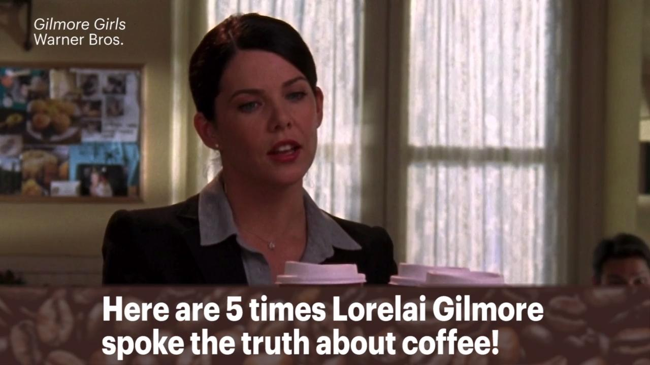 Five Times Lorelai Gilmore Spoke the Truth About Coffee