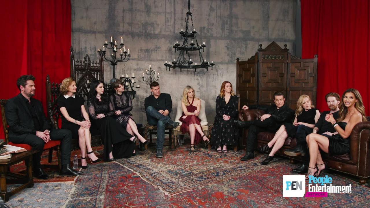 Buffy the vampire slayer cast dating