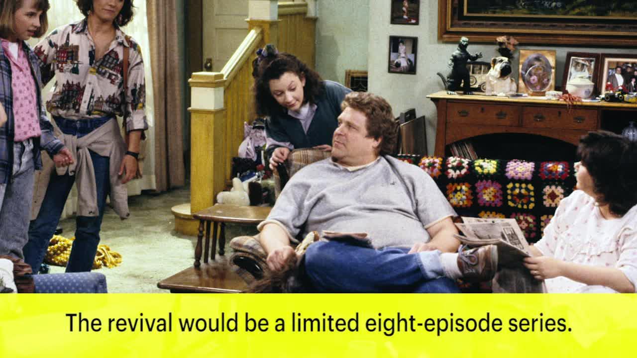 'Roseanne' Revival Speculation Kicks Up with Original Cast