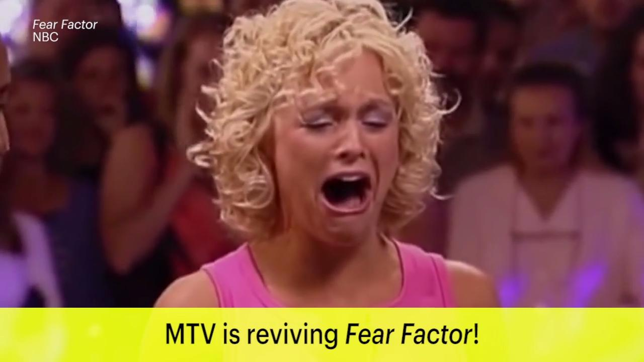 MTV revives Fear Factor with new host Ludacris | EW com