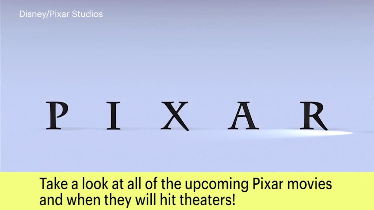 Here are the next six Pixar movies after Finding Dory