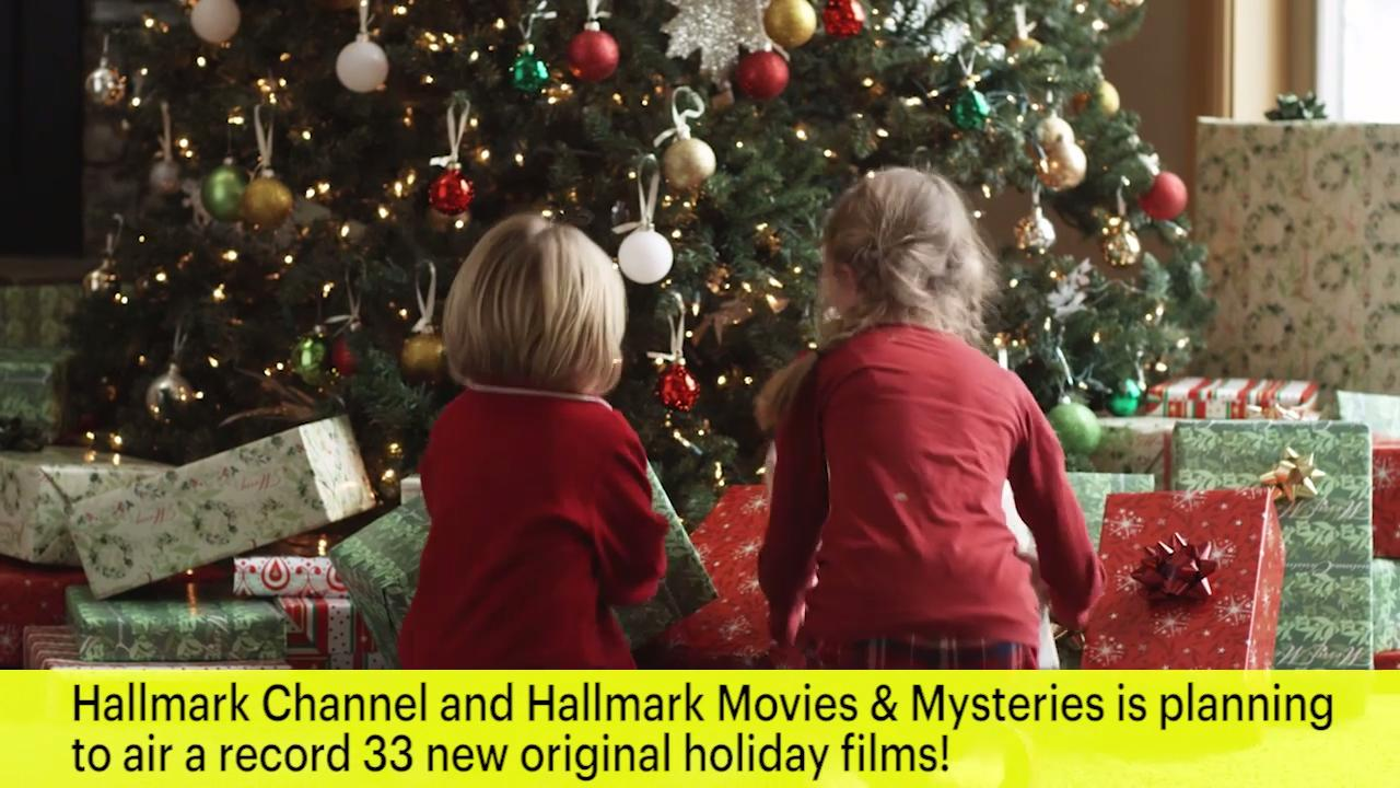 Hallmark Christmas Movies: Premiere dates for 12 films