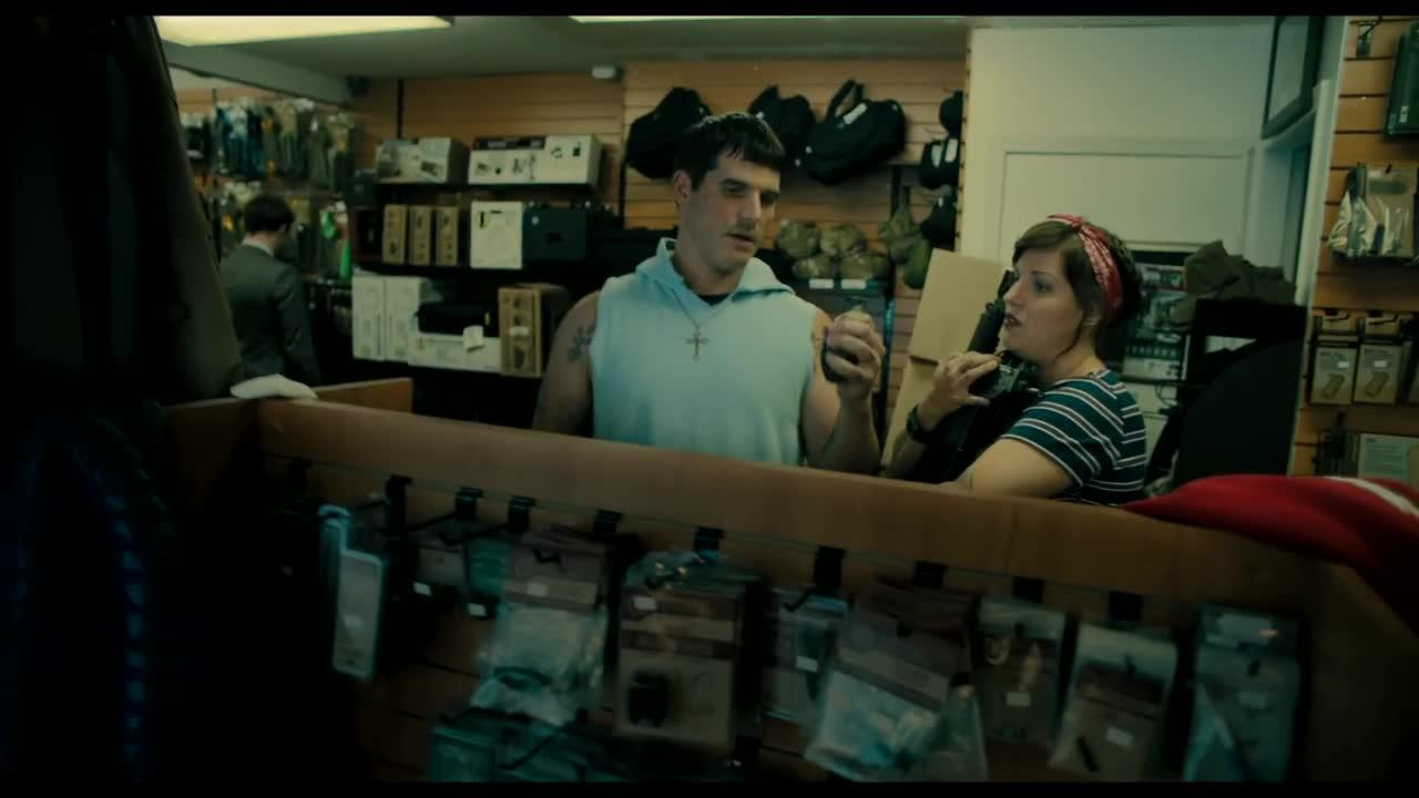 Watch Allison tolman killing gunther film screening in los angeles video