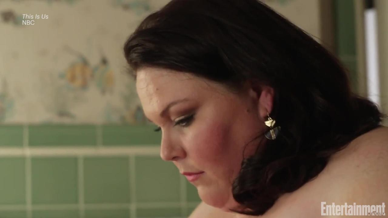 Amy Poehler Desnuda chrissy metz reveals the most challenging scene she had to do on 'this is  us'