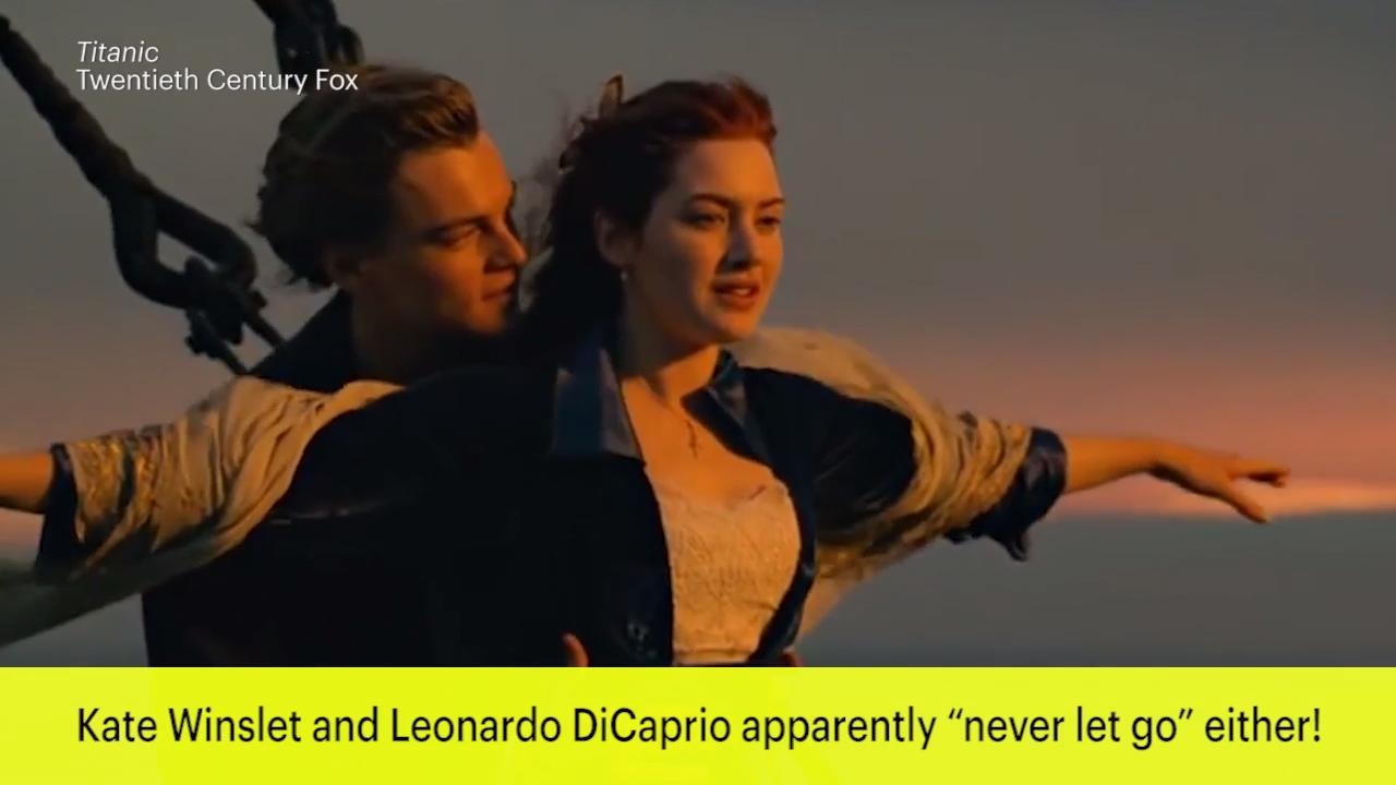 Kate Winslet And Leonardo DiCaprio Still Quote Titanic Lines To Each Other