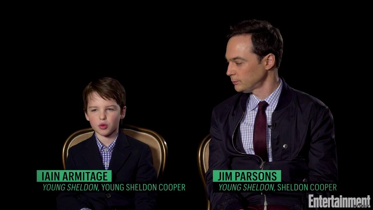 young sheldon is sweet and inoffensive comfort food ew review ew com