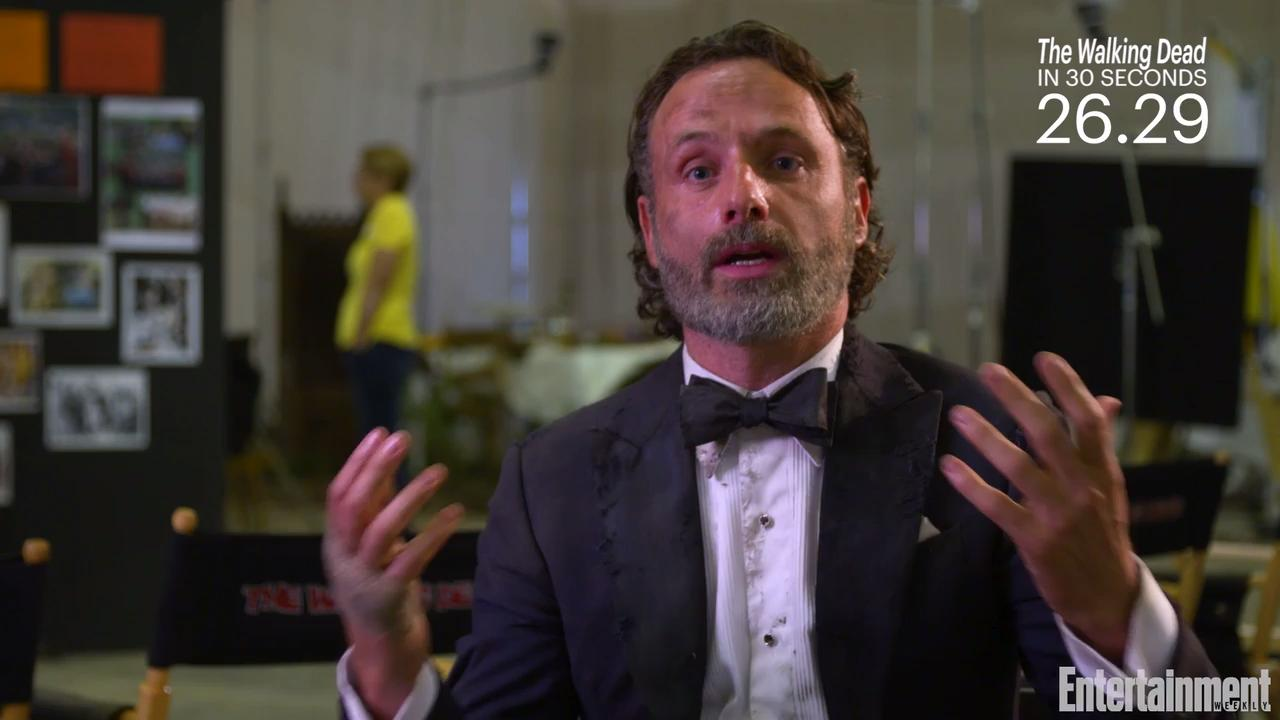 The Walking Dead Without Rick Grimes Could Happen Ew