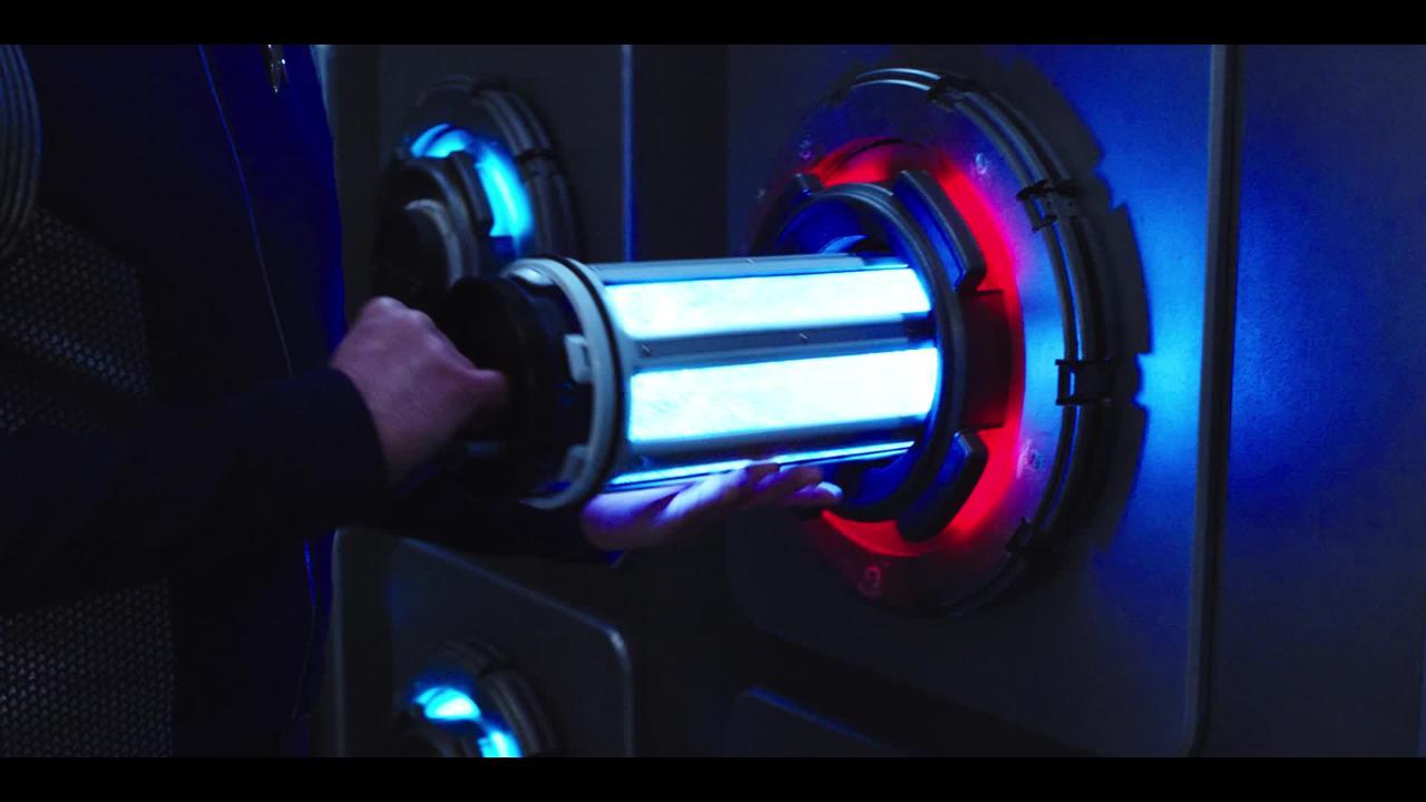 Star Trek Discovery Watch Anthony Rapps First Scene EWcom - Minecraft prison escape spielen