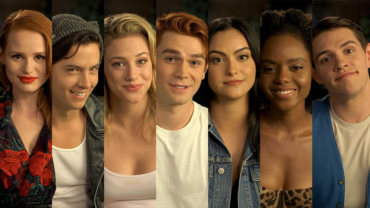 who is the riverdale cast dating in real life dating vs friendship