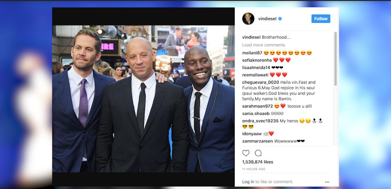 Tyrese blames 'clown' Dwayne Johnson for breaking up Fast & Furious family