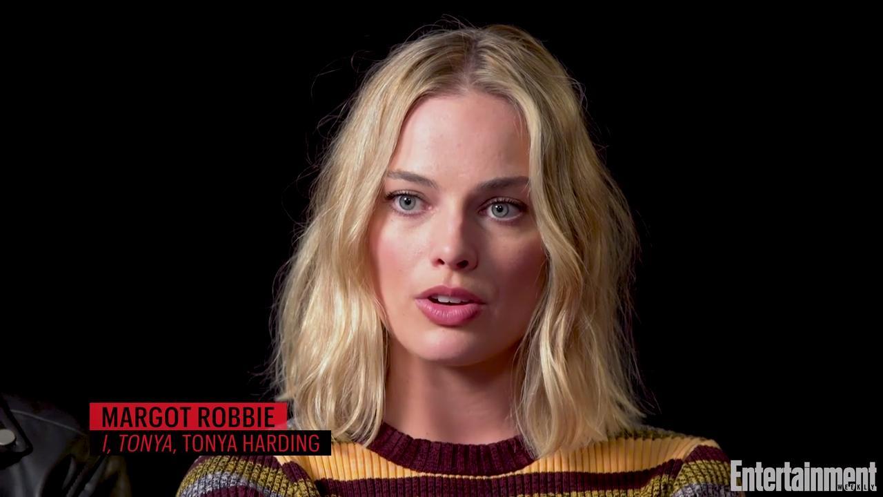 Margot Robbie Tried Not to Replicate the Real Tonya Harding in 'I, Tonya'
