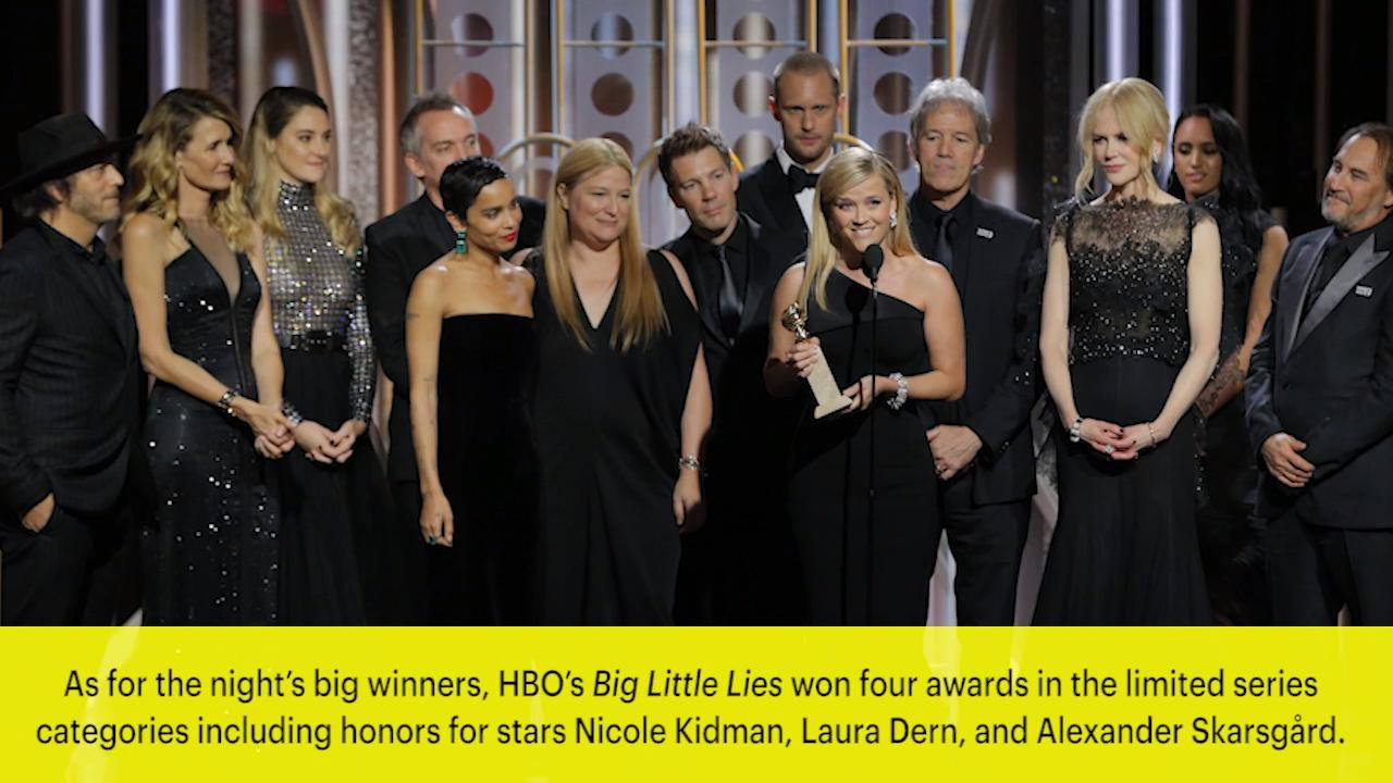 bd88419f42 Dakota Johnson explains Jennifer Aniston Angelina Jolie Golden Globes  moment