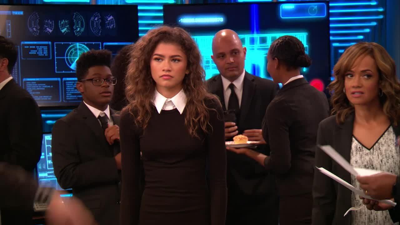 Zendaya On The End Of K C Undercover