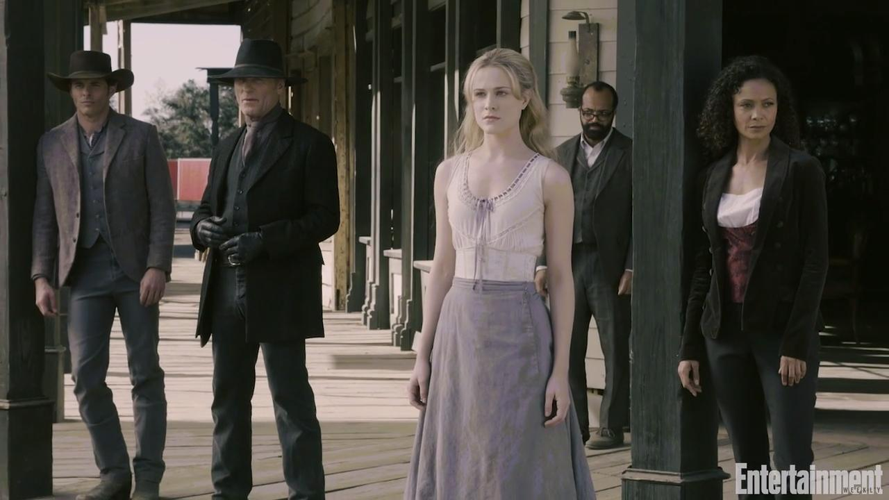 'Westworld' Season 2 is More Epic, Trippy, Violent: This Week's EW Cover