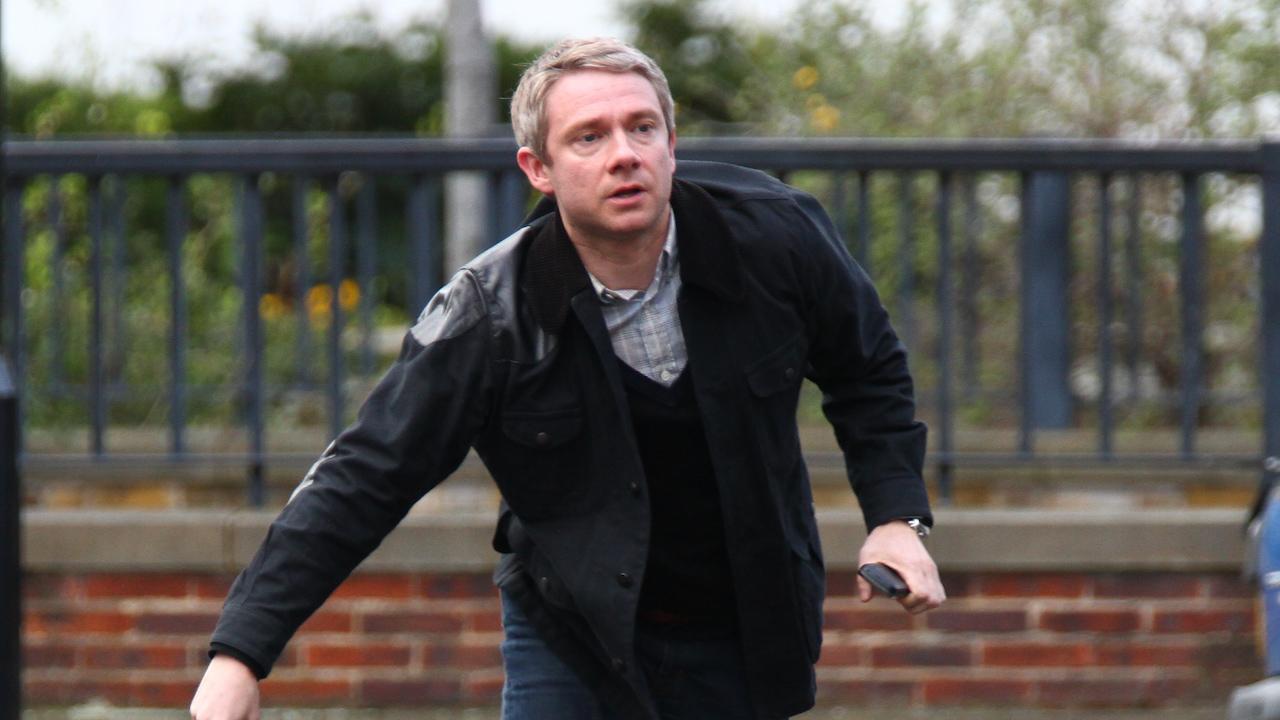 Martin Freeman: Sherlock 'not fun anymore' due to fan pressure