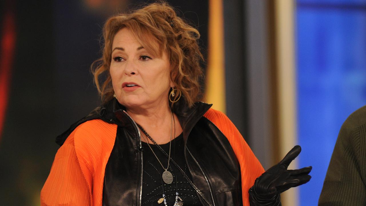 ABC Canceled 'Roseanne' After Roseanne Barr's Racist Tweet