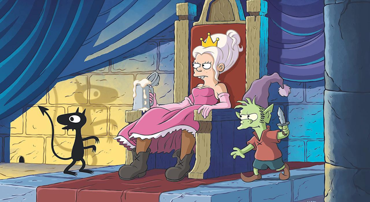 First look at Matt Groening's first new show in two decades