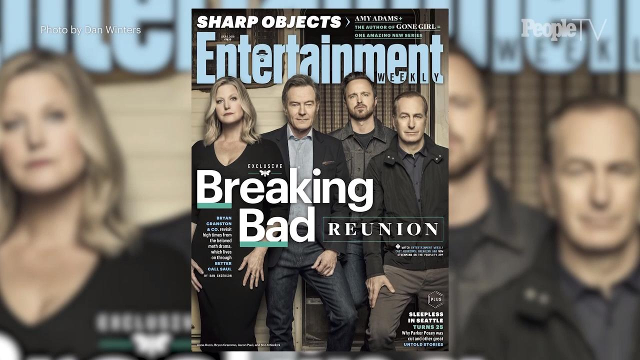 'Breaking Bad' Reunites! The Cast Looks Back at the Iconic Show's Legacy
