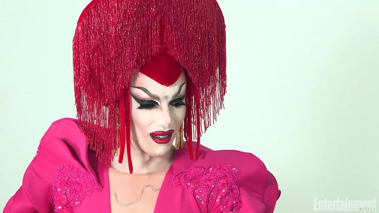 RuPaul's Drag Race winner Sasha Velour lands Nightgowns Quibi series