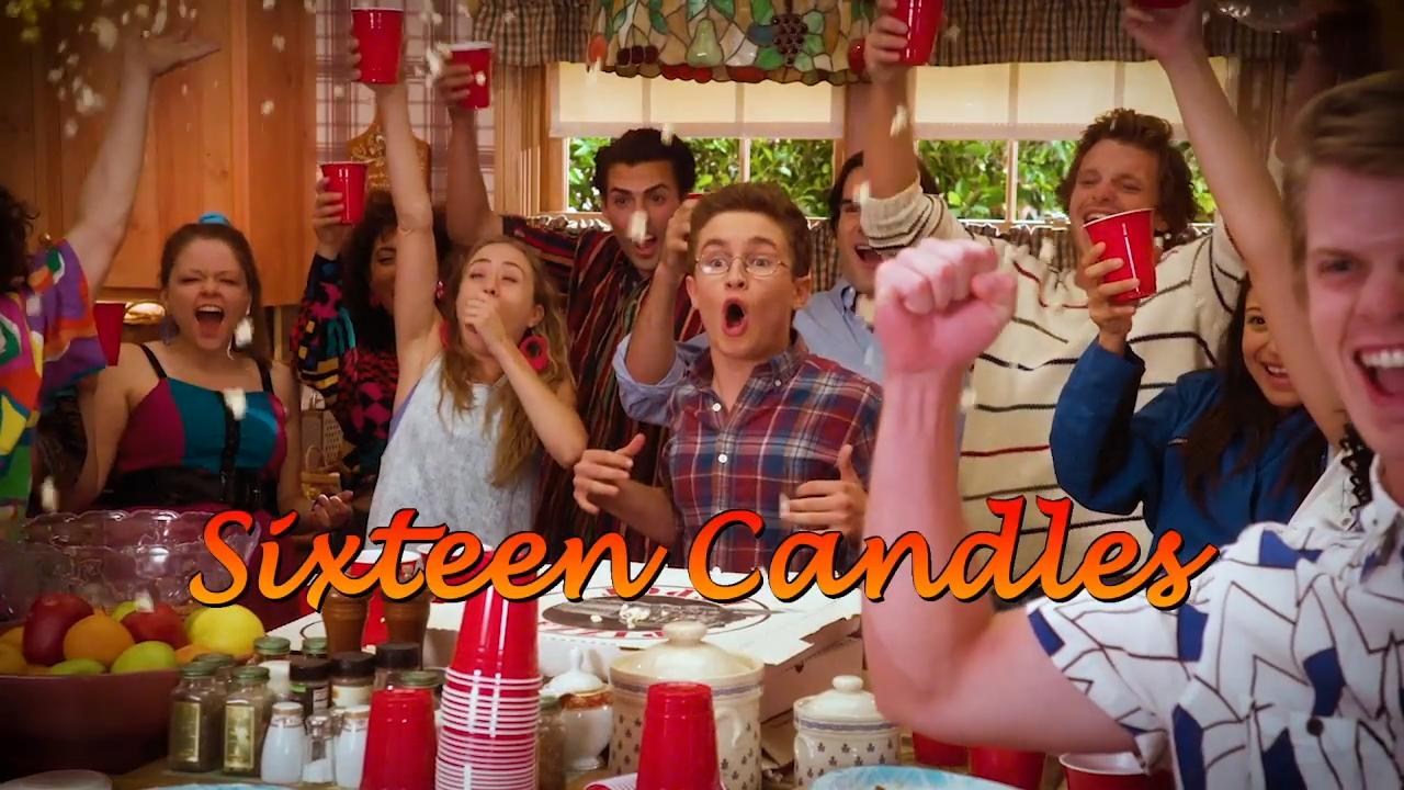 The Goldbergs Adams Birthday Party Gets Chaotic In Sixteen