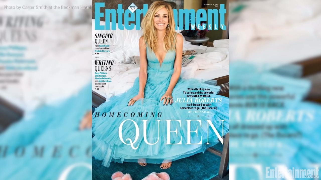 """Julia Roberts Reflects On Her 30-Year Career and the Film that Brought Who  She """"Wanted to Be"""" Into Full Focus"""