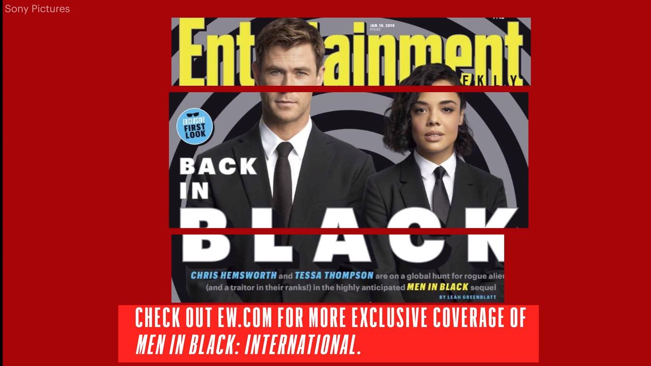 26bae07d1a Men in Black  International  Exclusive first look at new aliens