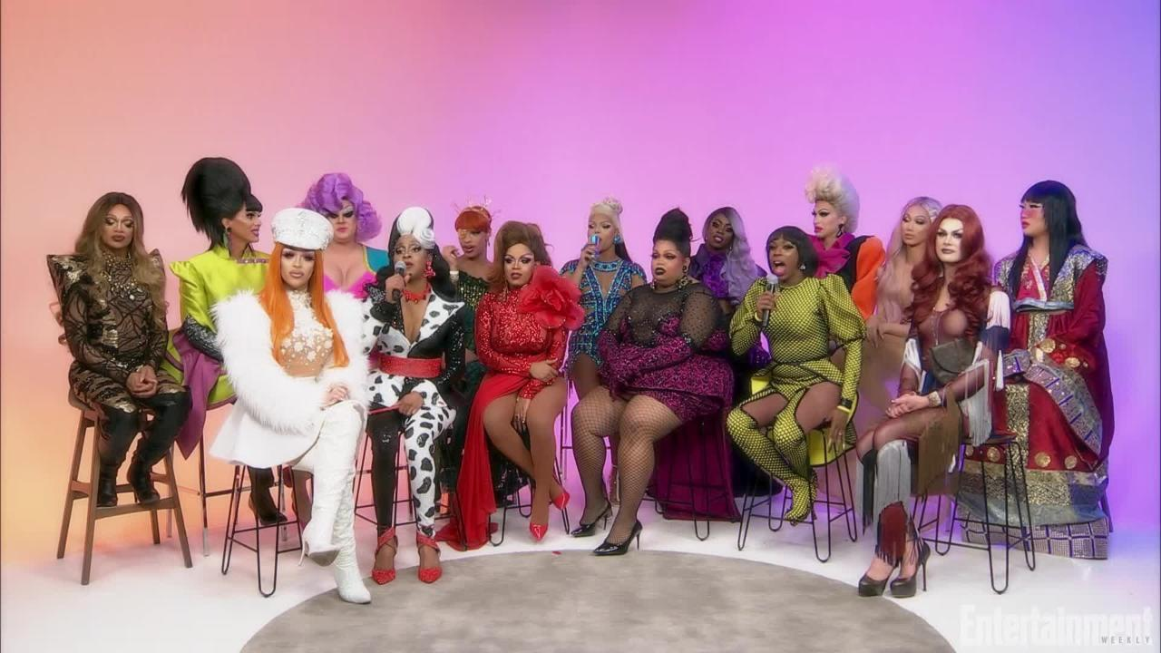 RuPaul's Drag Race snatches staggering 14 Emmy nominations
