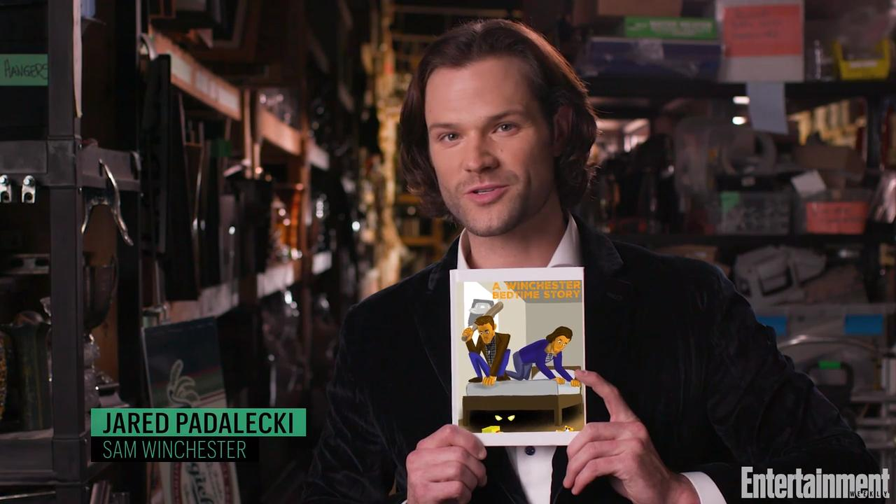 Supernatural Fans, Rejoice! A Supernatural Cookbook is Coming